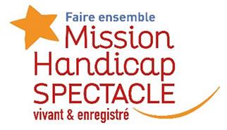 Lien vers mission handicap spectacle