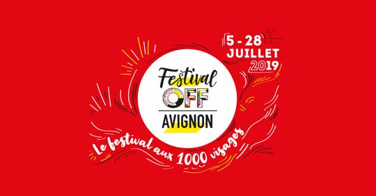 Festival OFF d'Avignon 2020   Du 3 au 26 juillet 2020