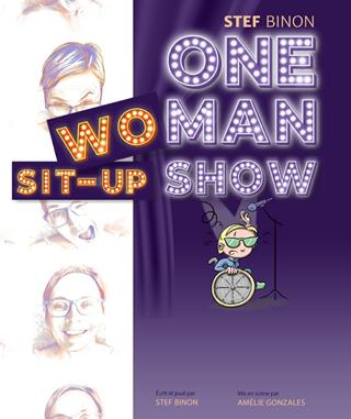 One Woman Sit-Up Show