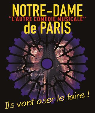 Notre-Dame de Paris, l'autre comédie musicale