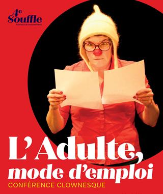 L' Adulte, mode d'emploi