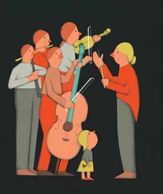 L'enfant de l'orchestre