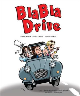 Bla bla drive