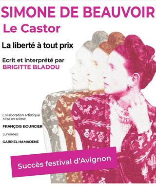 Simone de Beauvoir Le Castor