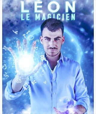 Léon le magicien/Magic live
