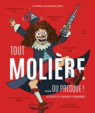 Tout Molière… Ou presque!