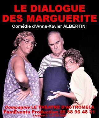 Le dialogue des Marguerite