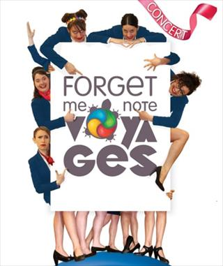 Forget me note - Voyages